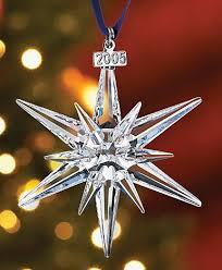 swarovski ornament 2012 annual snowflake swarovski
