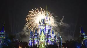 chagne bottle fireworks get a sneak peek at disney s new fireworks show happily