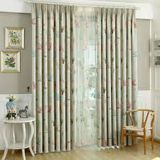 Green Curtains For Nursery Nursery Blackout Curtains Practical And Decorative Effects