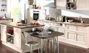 la cuisine pas chere deco cuisine avec chaise blanche et bois pas cher meilleur de déco