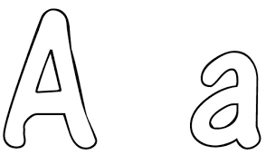 Letter A Coloring Pages Getcoloringpages Com A Coloring