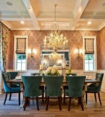 damask dining room chairs awesome rich dining room photos best inspiration home design