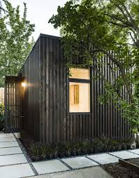Microhouse Minimalist Design Maximum Space In The Kerns Micro House Tiny