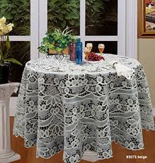 autumn harvest table linens amazon com battenburg lace with sheer fabric tablecloth grape