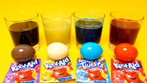 cheap easter eggs kool aid easter egg coloring diy cheap trick save money