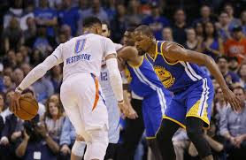 warriors game day will kevin durant play vs thunder sfgate