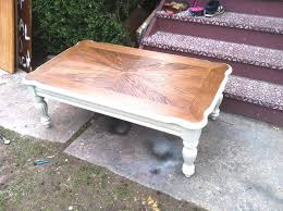 refinishing end table ideas refinished table ideas j ole com