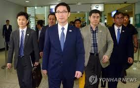 bureau de liaison 2e ld une équipe sud coréenne à kaesong pour préparer l ouverture