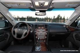 infiniti jeep interior review 2012 infiniti qx56 take two the truth about cars