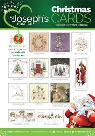 order christmas cards jospice christmas cards available now