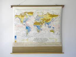 Etsy World Map by Etsy Find World Maps As Decor Buymodernbaby Com