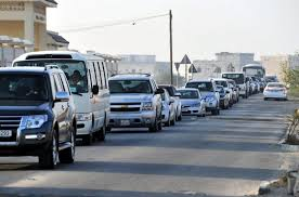 Qatar Ministry Of Interior Traffic Department Traffic Police Gear Up To Meet Rush The Peninsula Qatar