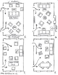Livingroom Layouts Arranging Furniture Twelve Different Ways In The Same Room Fred