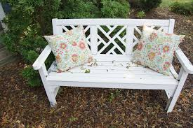 Front Porch Bench Benches Patio Seating Patio Lawn Garden Photo On Remarkable White