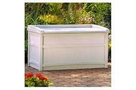 Suncast Patio Storage Bench Top 10 Best Waterproof Outdoor Storage Benches Our Great Products