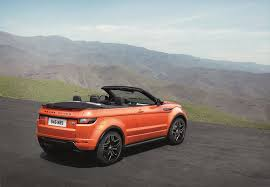 range rover evoque convertible myautoworld com