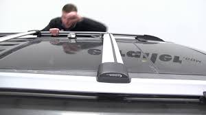 Review Of The Whispbar Roof Rack On A 2015 Ford Explorer