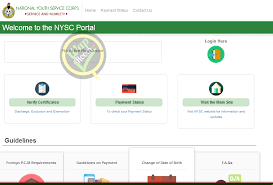 how to check nysc call up latter online u0026 print www portal nysc
