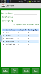 Bench Press Calculater Gym Plates Calculator Android Apps On Google Play