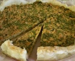 cuisiner le cresson tarte au cresson et au thon recette de tarte au cresson et au