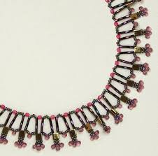 beaded seed bead necklace images 46 best drop bead jewelry images bead jewelry jpg