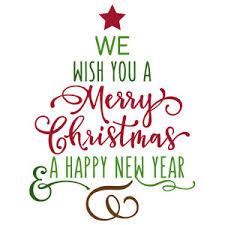 silhouette design store view design 159943 we wish you a merry