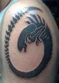 alien tattoo by kiartia on deviantart
