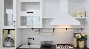 kitchen set ideas kitchen set scandinavian design yellow fridge polished wood