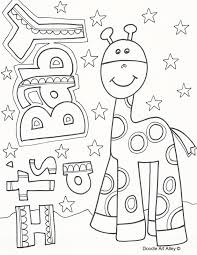 baby coloring free download