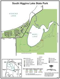 Great Loop Map Marl Lake Map Great Getaways