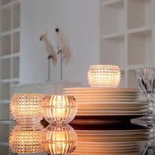 Crystal Candle Sconces Crystal Candle Holder Mille Nuits Votive By Mathias Baccarat