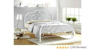 Leirvik Bed Frame White Luröy Leirvik Bed Frame Reviews In Search Of A Big Bed Updated
