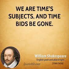 william shakespeare time quotes quotehd