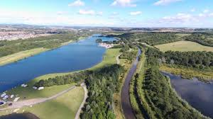 theme park rother valley rother valley by drone youtube