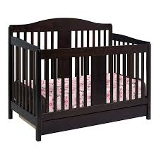 When To Convert Crib To Toddler Rail Davinci Richmond 4 In 1 Convertible Crib With Toddler