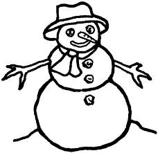 snowman coloring pages printable kids coloring