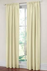 Martha Stewart Living Drapes Tier Curtains Classic Ball Fringe Perma Press Tier Curtains