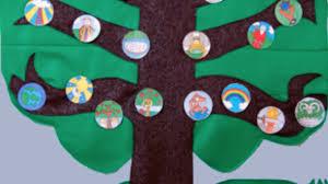 how to make a felt christmas advent calendar with jesse tree ornaments