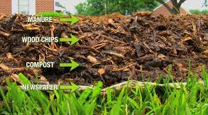 Garden Mulch Types - different types of gardening and soil preparation for homesteaders