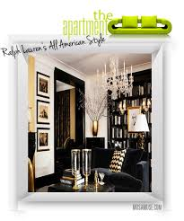 Ralph Lauren Interior Design Style All American Decor Mosamuse Mosamuse