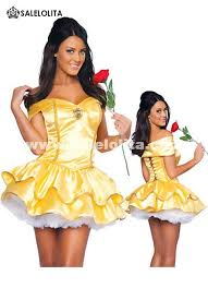 White Dress Halloween Costume Discount Belle Princess Halloween Costume Snow White Cosplay