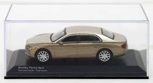 bentley gold kyosho 1 64 bentley flying spur gold ks07043a13 ebay