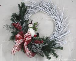 christmas wreaths to make diy christmas twig wreath confessions of a serial do it yourselfer