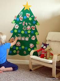 felt christmas tree ornaments to make easy make christmas