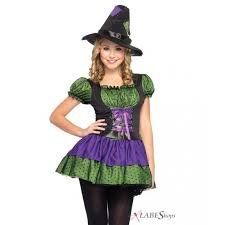hocus pocus junior witch halloween costume