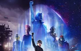 Ready Player One Ready Player One Poster Released By Warner Bros