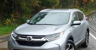 honda crv blue light drive 2017 honda cr v ny daily