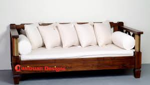 Eileen Gray Daybed Daybed Indonesian Daybed Frame Illustrious Balinese Outdoor