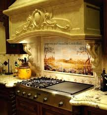 Kitchen Tile Backsplash Murals Backsplash Tuscan Tile Backsplash Tuscan Tile Backsplash Murals
