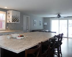 kitchen white shaker jefflewiscolor gravel skinnydip jeff